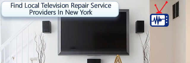 Schedule your television service appointment in New York, NY 10002 today.